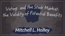 Voting and the Stock Market