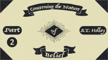 Concerning the Nature of Belief (2) image